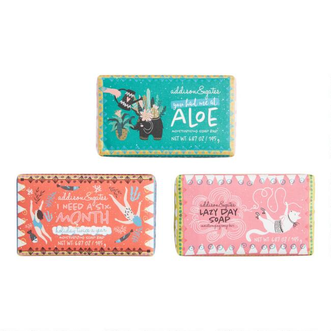 A&G Whimsical Bar Soap Collection