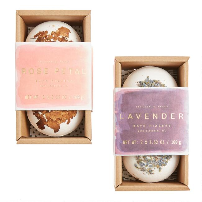A&G Botanical Extracts Bath Bomb Collection