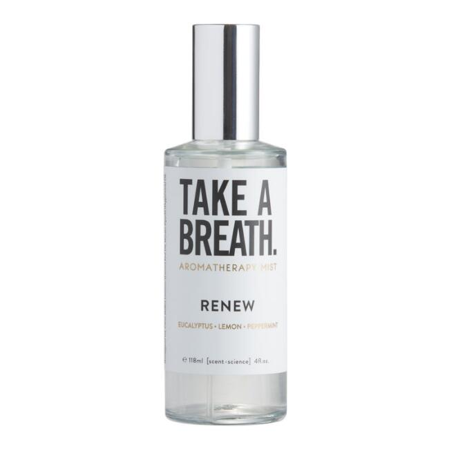 Take a Breath Aromatherapy Body and Linen Mist