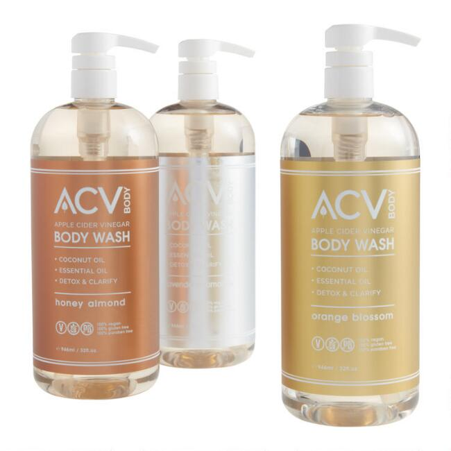 ACV Scented Body Wash Collection