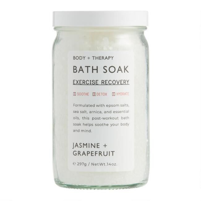 Body Therapy Jasmine and Grapefruit Recovery Bath Soak