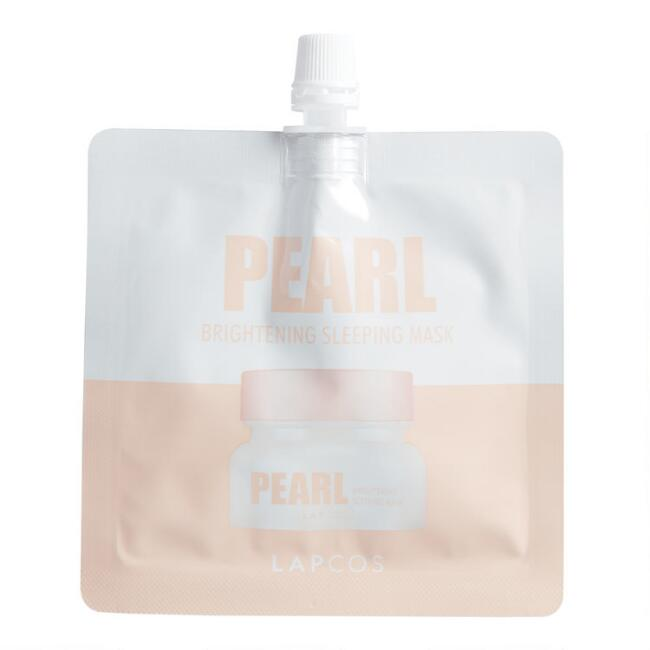 Lapcos Korean Beauty Pearl Overnight Cream Mask