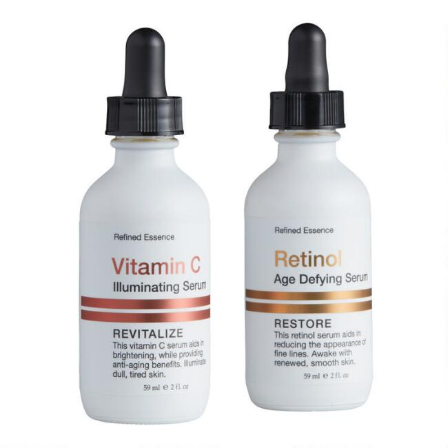 Refined Essence Face Serum Collection