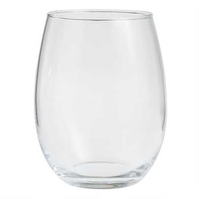 Everyday Stemless Wine Glasses 4 Pack
