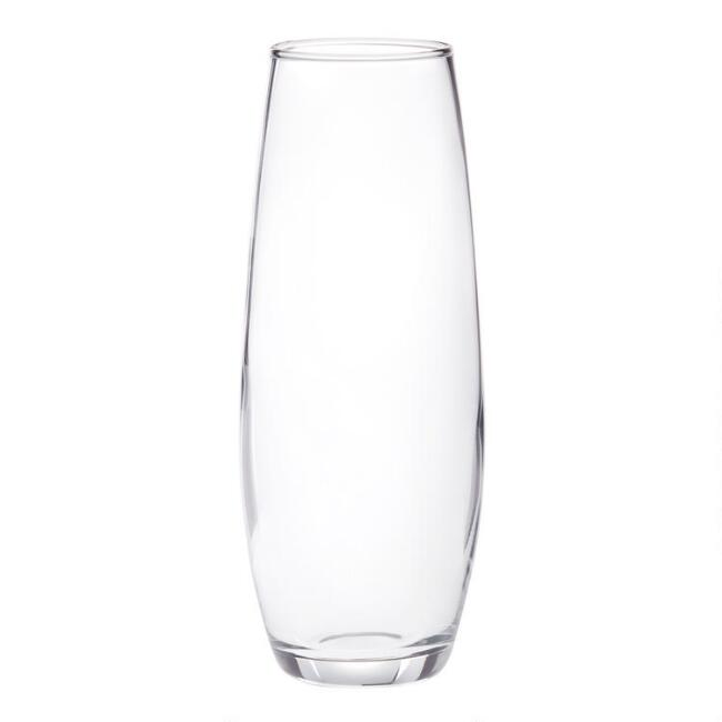 Stemless Champagne Flutes 12 Pack
