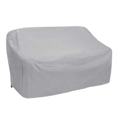 Two Seat Outdoor Sofa Cover