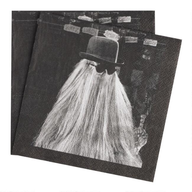 Addams Family Cousin Itt Beverage Napkins 20 Count