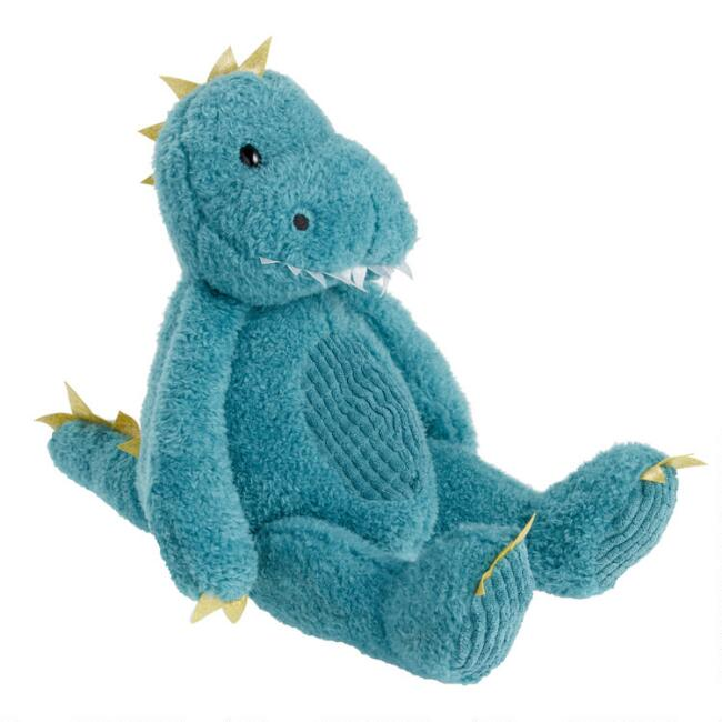 Bunnies by the Bay Daryl The Plush Stuffed Dinosaur