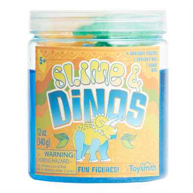 Toysmith Slime and Dino Tub
