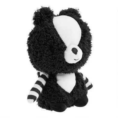 World Market® Critters Mini Stuffed Plush Skunk