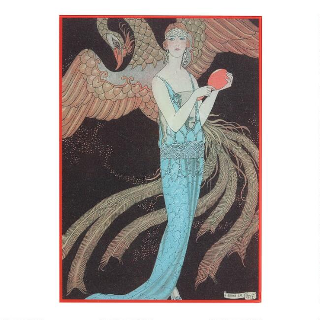 Sortileges by George Barbier Wall Art