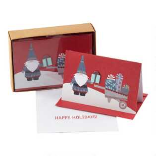 Unusual Boxed Christmas Cards.Christmas Cards Holiday Greeting Cards World Market
