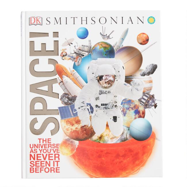 Smithsonian Space! Book