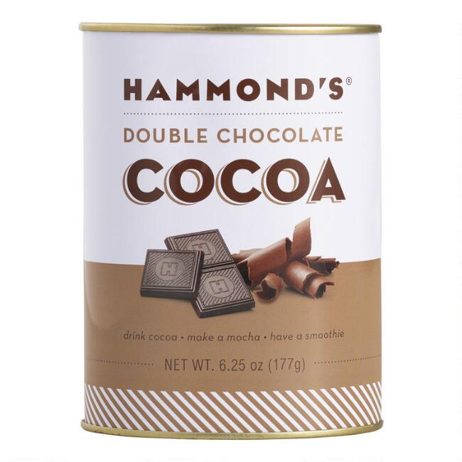 Hammond's Double Chocolate Cocoa