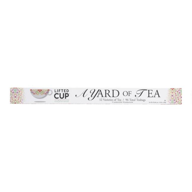 Lifted Cup Holiday Yard Of Tea 96 Count