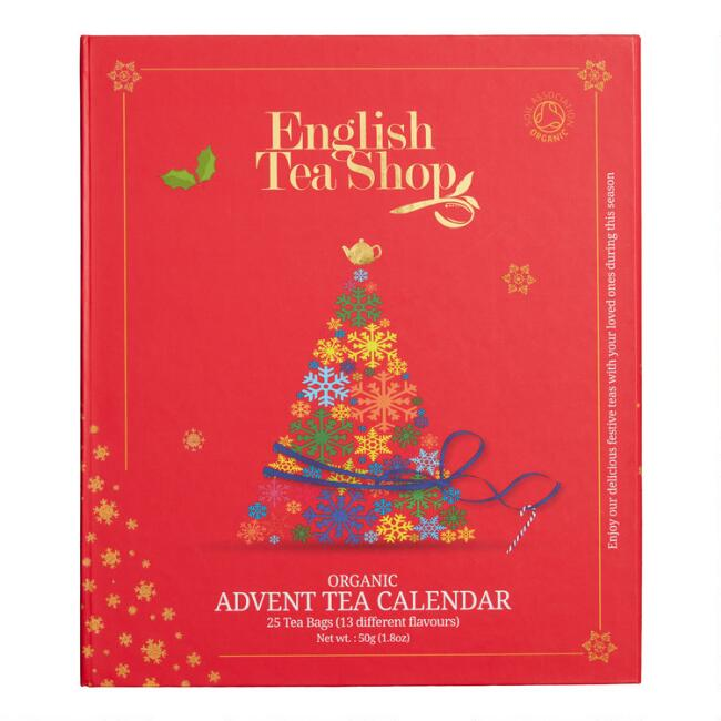 The English Tea Shop Advent Tea Calendar