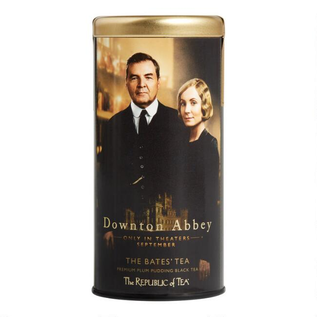 The Republic of Tea Downton Abbey The Bates' Tea