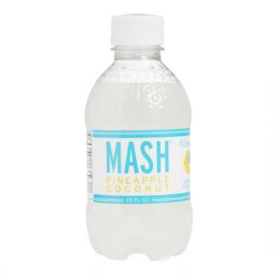 Mash Pineapple Coconut Sparkling Water