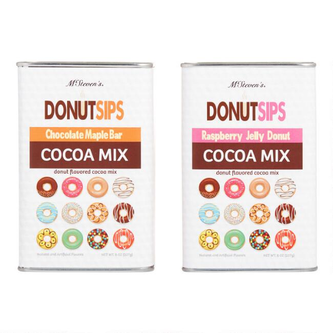 McSteven's Donut Sips Cocoa Mix Set of 2