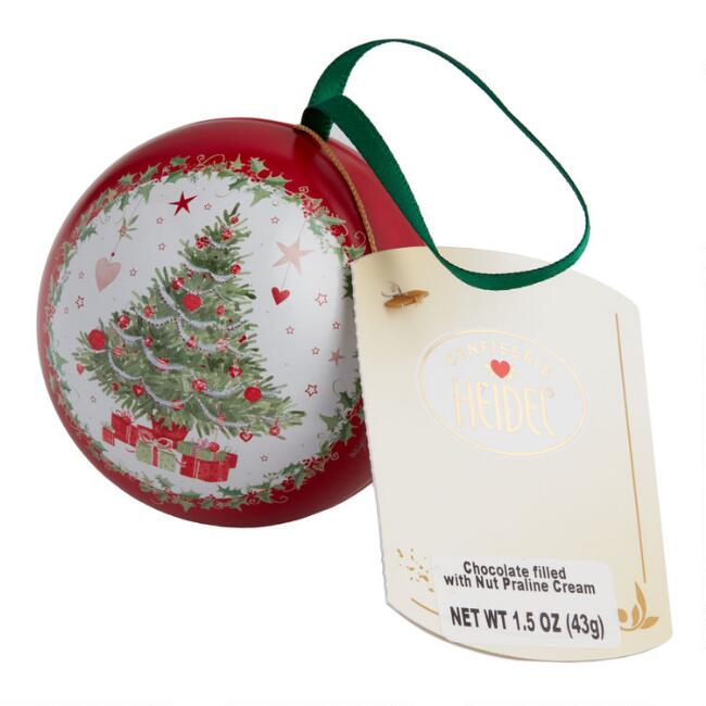 Heidel Chocolate Pralines Ornament