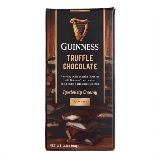 Guinness Truffle Chocolate Bar