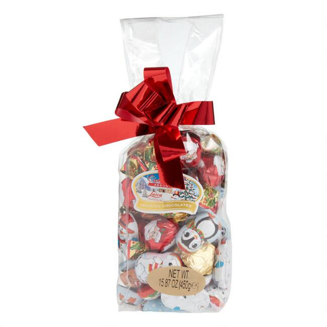 Laica Assorted Holiday Chocolates Bag