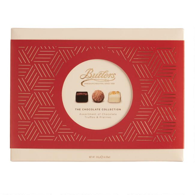 Butlers Assorted Dark Chocolates Box