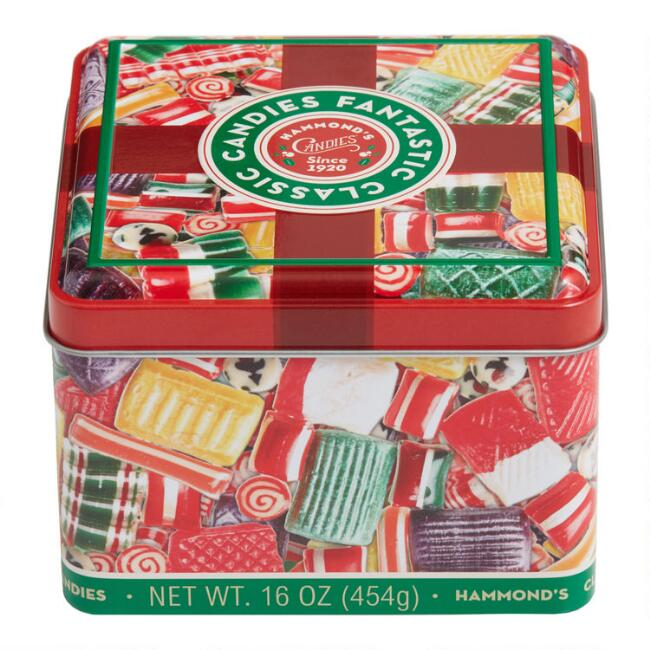 Hammonds Christmas Classics Gift Tin