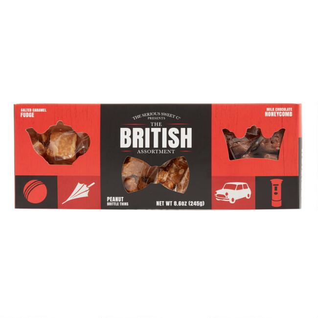 Serious Sweet Co Assorted British Treat Collection