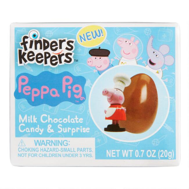 Peppa Pig Chocolate Egg With Toy Blind Pack