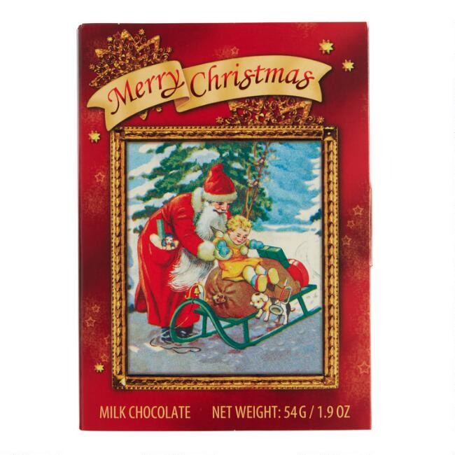 Storz Chocolate Hearts Christmas Card