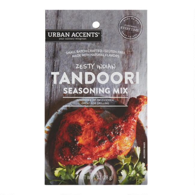 Urban Accents Tandoori Chicken Seasoning Mix Set Of 2