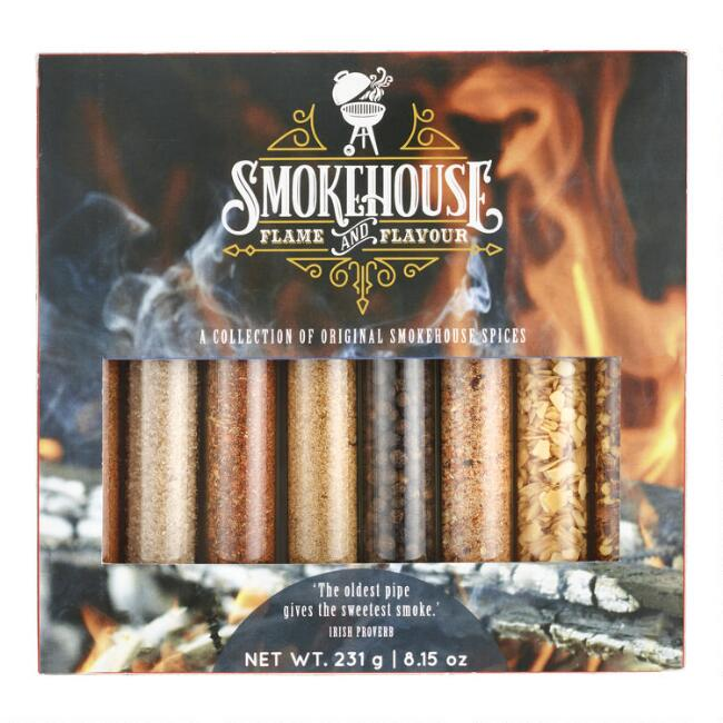 Smokehouse Flame and Flavour Spice Gift Set 8 Pack