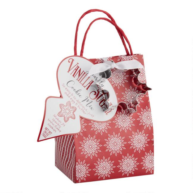 Pelican Bay Vanilla Sugar Cookie Mix Gift Bag