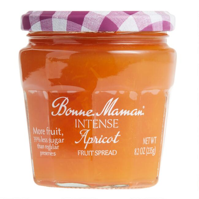 Bonne Maman Intense Apricot Fruit Spread Set of 2