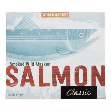 World Market® Alaskan Smoked Salmon
