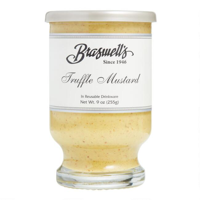 Braswell's Truffle Mustard Set of 2