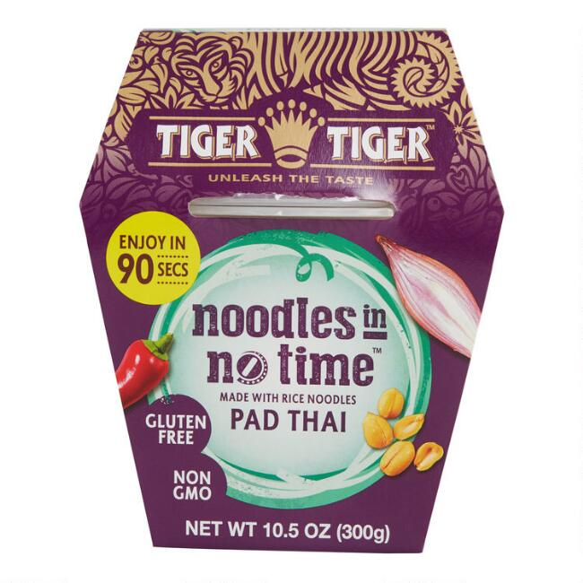 Tiger Tiger Pad Thai Noodles In No Time Set of 6