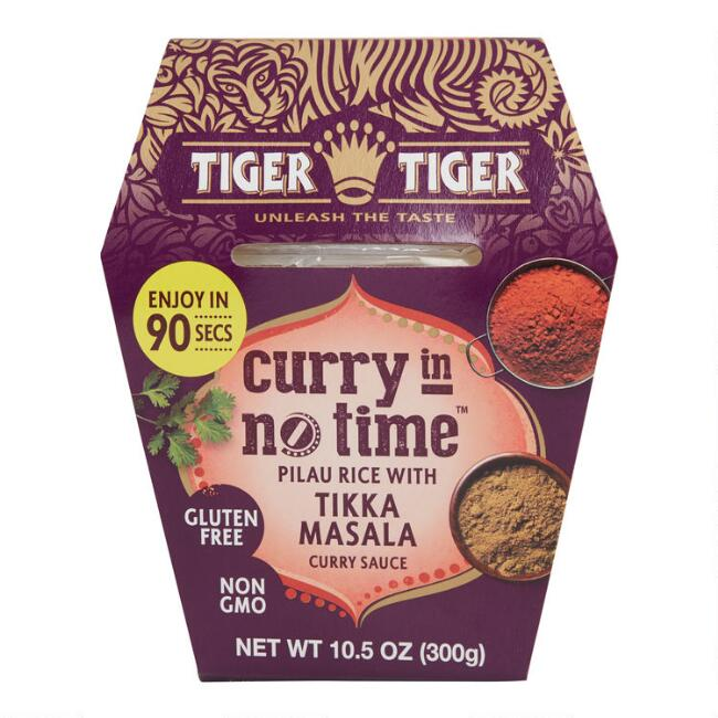 Tiger Tiger Tikka Masala Curry In No Time Set of 6