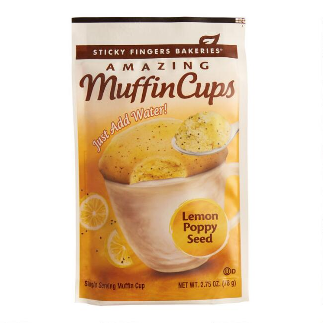 Lemon Poppy Seed Muffin Cup