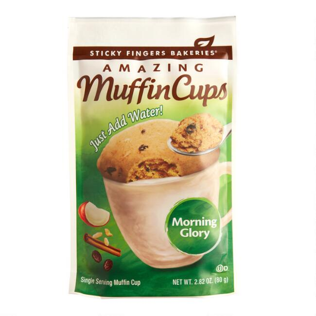 Sticky Fingers Morning Glory Muffin Cup