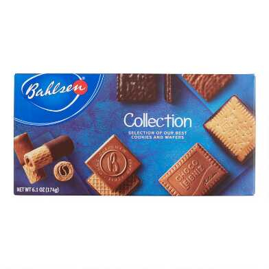 Bahlsen Collection Cookies and Wafers Box