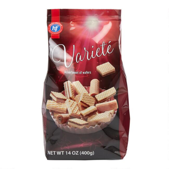 Hans Freitag Variete Assorted Wafers