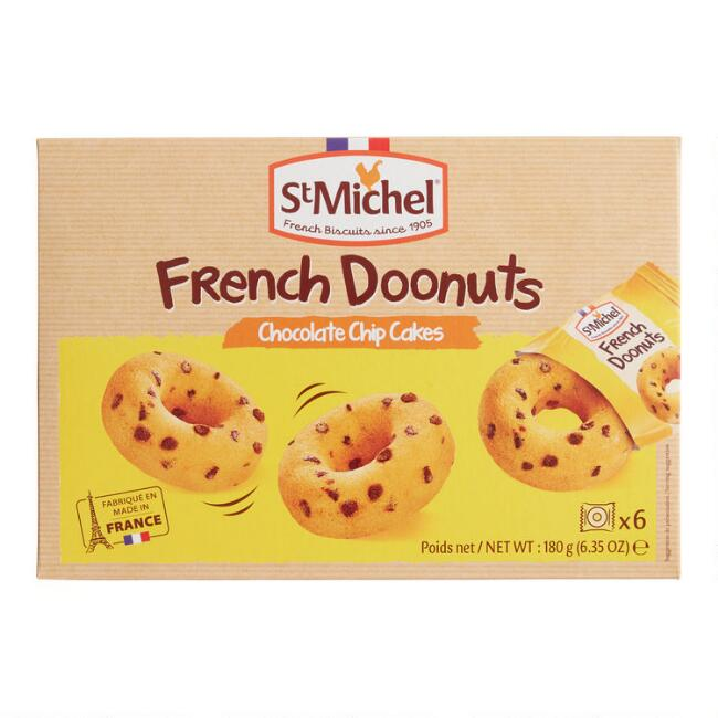 St. Michel French Doonut Chocolate Chip Cakes