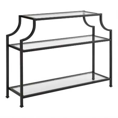 Bronze Milayan Console Table