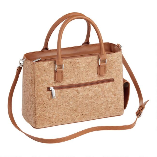 Cork Drink Dispensing Purse