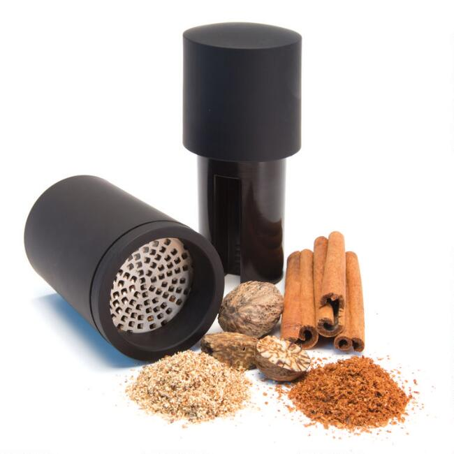 Microplane Stainless Steel Whole Spice Mill