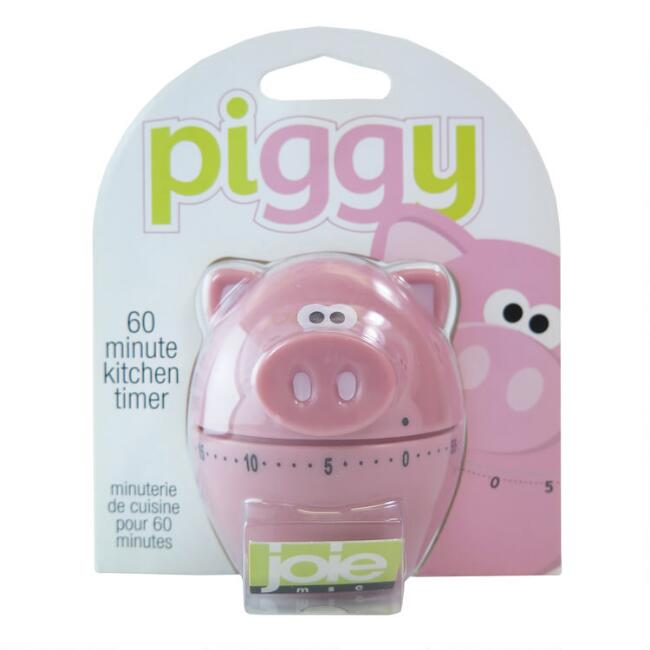 Joie Piggy Wiggy Kitchen Timer