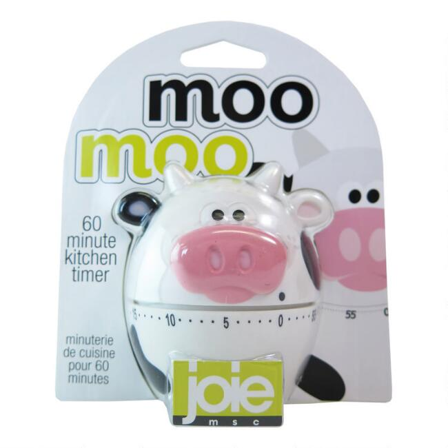 Joie Moo Moo Cow Kitchen Timer