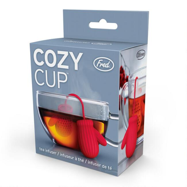 Fred Cozy Cup Mitten Silicone Tea Infuser